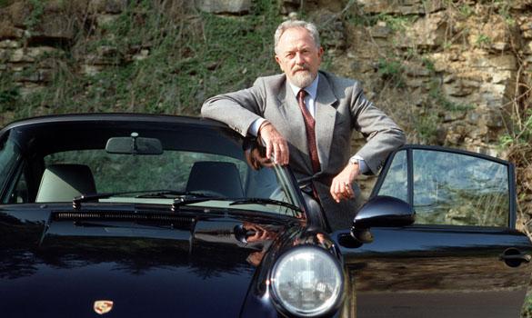 Ferdinand Alexander Porsche ist tot: Zeitreise in Bildern