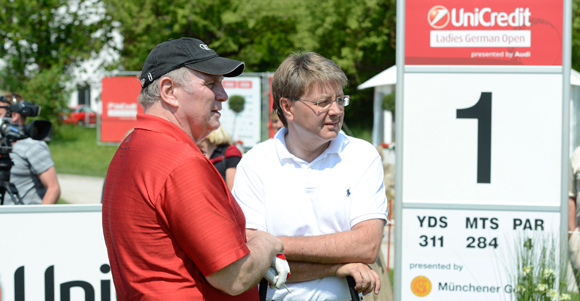 Unicredit Ladies German Open in Gut Häusern