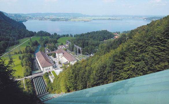 Ausflugsziel: Wasserschloss am Walchensee öffnet seine Tore