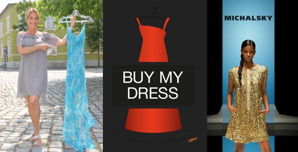 Buy my dress startet wieder durch: 11. Juni ist letzter Kleider-Abgabe-Termin