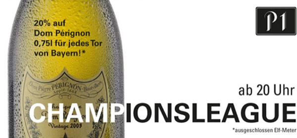 Champions-League im P1