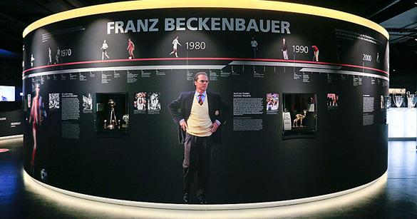 FC Bayern schreibt Geschichte: Größte Vereinsmuseum Deutschlands eröffnet
