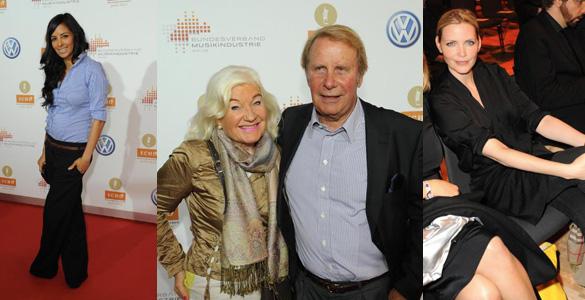 Verleihung des 3. ECHO Jazz am 3. Juni 2012 in der Gläsernen Manufaktur von Volkswagen