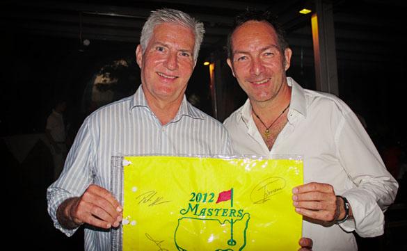 SAT.1 Bayern lud zum Golf Cup 2012