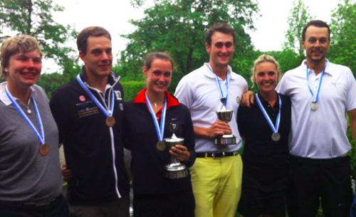 Bayerische Golf-Meisterschaften goes public: GolfHeroes, Grillwürstl und jede Menge Zuschauer