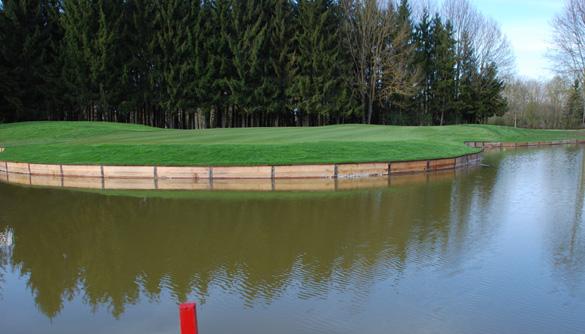 Golfclub Eichenried feiert Jubiläum: Von der Kuhweide zum 27-Loch-Platz