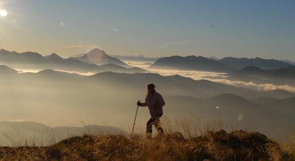 Deutschlands härteste Wanderung: Von Lenggries nach Garmisch