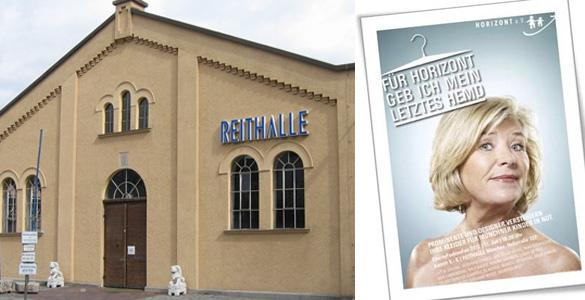 Großer Benefiz-Event vom Münchner Verein HORIZONT: 70 Prominente geben Kleider