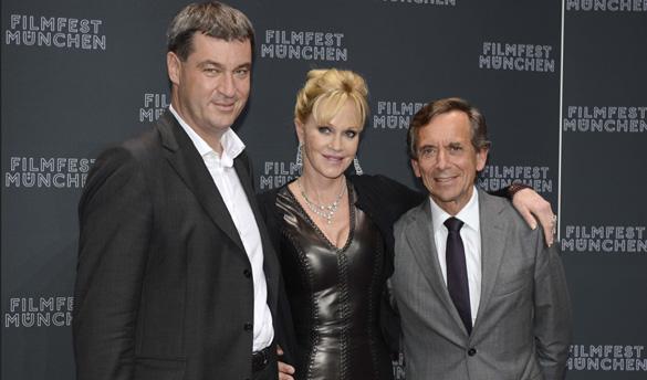 Filmfest München: Melanie Griffith holt sich den CineMerit Award