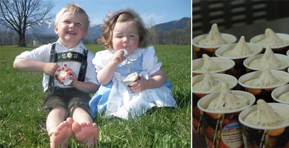 Das beste Eis im Tölzer Land: Bio-Bauernhof mit 100 selbstgemachten Eis-Sorten