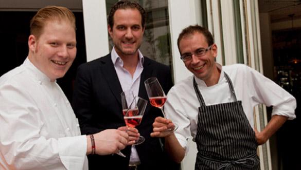 Französische Küche erfindet sich in München neu: Terrine bekommt neuen Chef de Cuisine