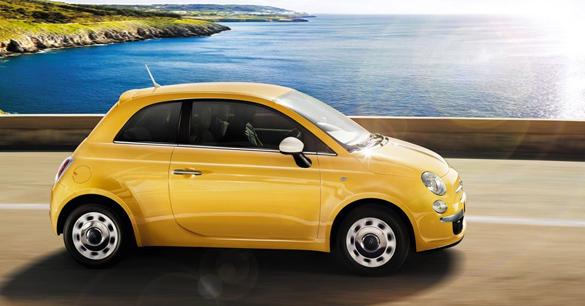 Das Fiat 500 Pic Nic: Kultauto feiert wieder Geburtstag an der Isar
