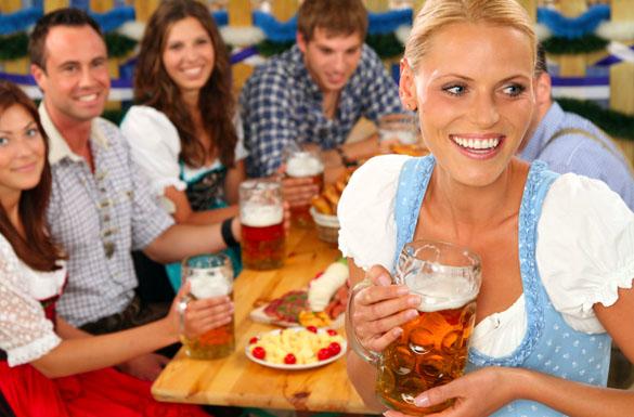 Was heißt auf bayerisch 'Ich liebe Dich'? Ein Roman fürs Oktoberfest!