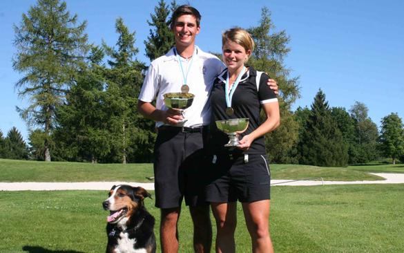 Offene Bayerische Meisterschaften in Münchens ältesten Golfclub
