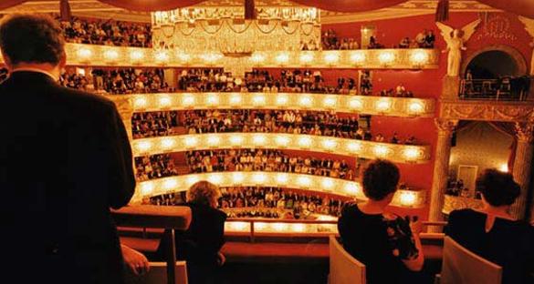Bayerische Staatsoper: staatsoper.tv im Livestream