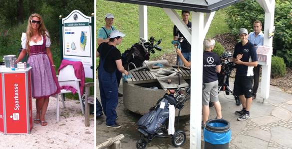 Rosenheimer Golfwoche: Rekordteilnahme und 5-Sterne-Schläger-Putzservice