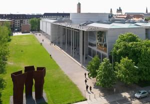 Pinakothek: Führungen zur PIN.Party haben begonnen @ Pinakothek der Moderne | München | Bayern | Deutschland