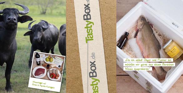 Feinkost-Tasty-Box: Münchner Gourmet-Lieferservice findet immer mehr Fans
