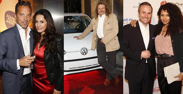 Music meets Media präsentiert die 'Volkswagen Sound Foundation Night'