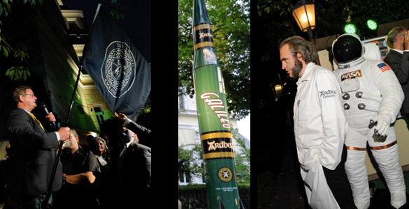Exklusiver Ardbeg Galileo Launch in Münchens neuer Ardbeg Embassy: Bar Gabányi