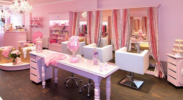 36c328cbba Monaco Princesse: Münchens erster Beauty-Spa für Kids
