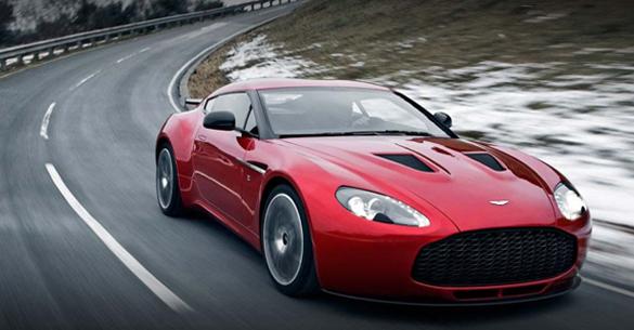 München-Premiere Aston Martin V12 Zagato