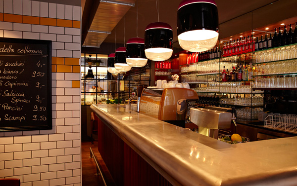 Café Atlas adieu: Jetzt gibt es Pizza und Pasta am Gasteig