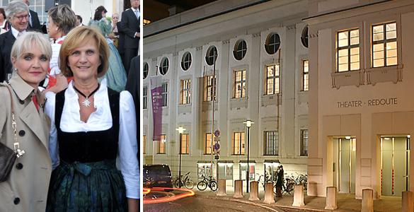 Gesellschaftliches Highlight im Dezember: Passauer Runde 2012