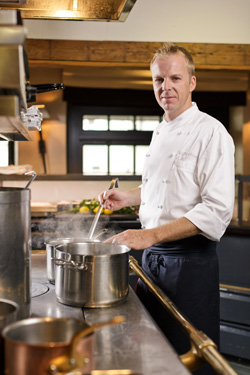 Neuer Küchenchef im Restaurant Käfer-Schänke Prinzregentenstrasse