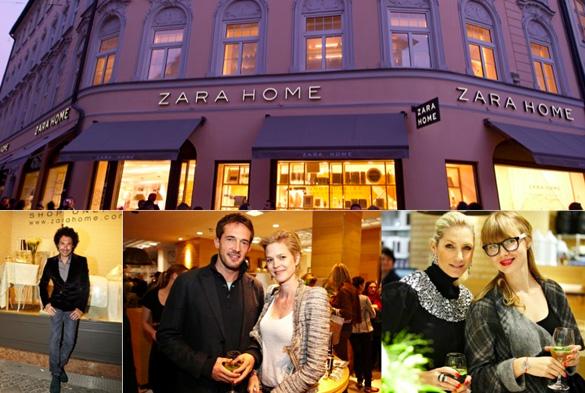 Zara Home: Jede Menge Prominenz beim Münchner Shop-Opening