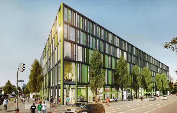 Moosach wird exklusiver: MONA wird Münchens neue Shopping-Erlebnis-Adresse