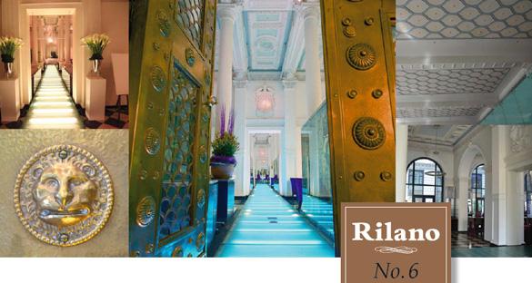 Wird Rilano No. 6 Lenbach Palais der neue Stern am Münchner Restaurant-Himmel?