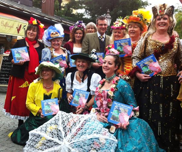 Tanz der Marktfrauen: In Buchform das ganze Jahr