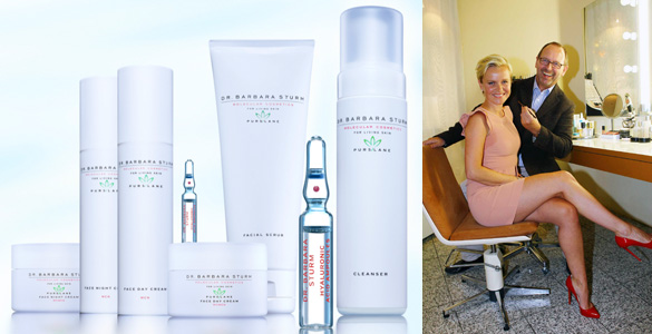 Horst Kirchberger: Exklusive Beauty Lounge mit State-of-the-Art-Produkten