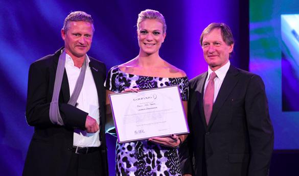 8. Laureus Medien Preis in Kitzbühel: Alle Preise und Gewinner