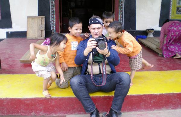 Ralf Bauer: Charity for Tibet mit zwei Münchner Lokalen