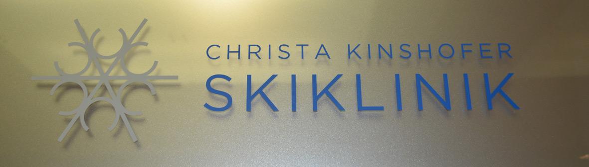 Christa Kinshofer-Skiklinik eröffnet in München