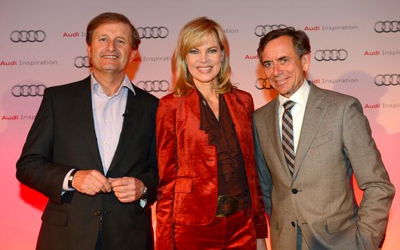 Audi Inspiration mit Unternehmens-Coach Weissman