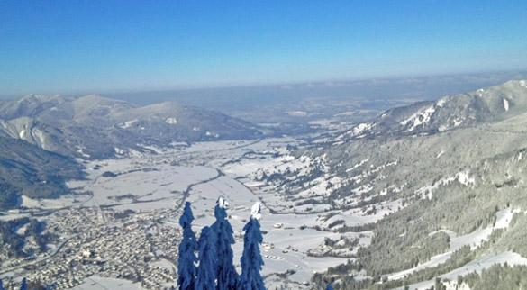 Ausflugs-Tipp: Mit dem Heißluftballon über die Ammergauer Alpen