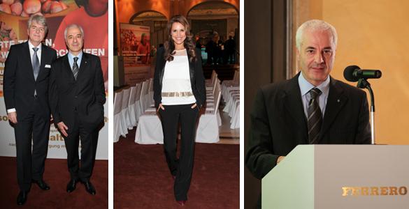 Exklusiver Vortragsabend von Ferrero: CSR als funktionierendes Konzept