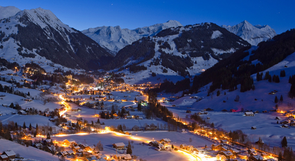 Silvesterreisen: Last Minute nach Gstaad