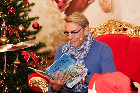 Märchenstunde mit Wolfgang Joop in München