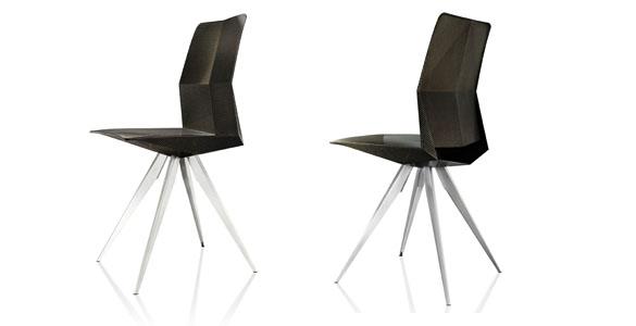 Erster Küchenstuhl von Audi: R18 Ultra Chair
