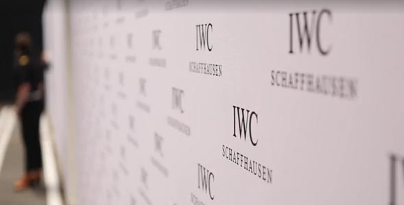 Genfer Uhrenmesse als High-Society-Event: IWC-Gala 2013 in Genf