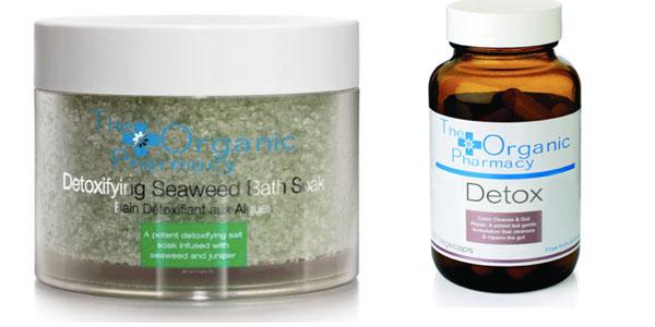Die besten Produkte zum Entgiften für die private Detox-Kur
