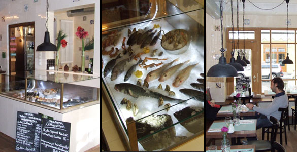Neues Fischlokal am Gärtnerplatz: Pescheria