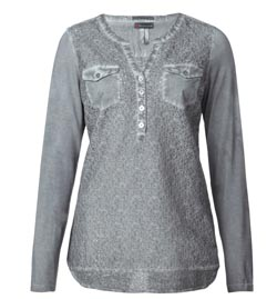 Winter 2013: Trend zur Bluse