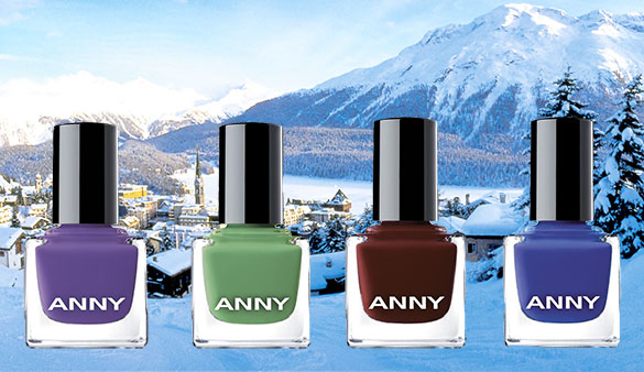 Nagellack-Trend für Schnee-Hasen: Heli Skiing on the Rocks-Kollektion