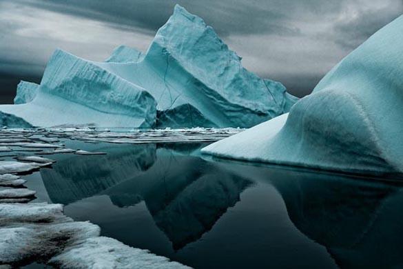 Bernheimer Fine Art Photography: 82 Tage Antarktis mit Sebastian Copeland