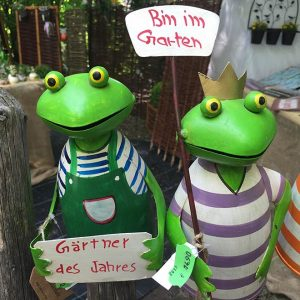 Gartenmesse im Schloss Blutenburg